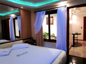 Motel Giro D'Água (Adult Only), Hodinové hotely  Caxias do Sul - big - 6