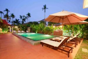 Hoi An Red Frangipani Villa, Hotel  Hoi An - big - 41