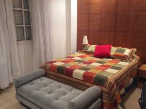Flat South Beach, Aparthotels  Rio de Janeiro - big - 14