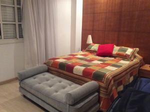Flat South Beach, Aparthotels  Rio de Janeiro - big - 11