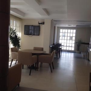 Flat South Beach, Aparthotels  Rio de Janeiro - big - 6