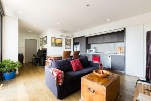 Talia - Beyond a Room Private Apartments, Apartmanok  Melbourne - big - 14
