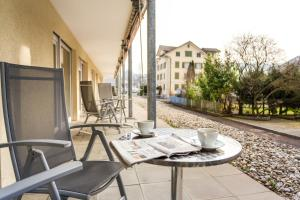 Business Apartments Anstatthotel, Люцерн