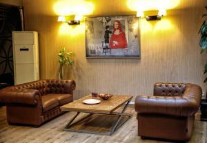 Akin Suites, Апарт-отели  Стамбул - big - 36
