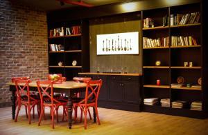 Akin Suites, Апарт-отели  Стамбул - big - 39