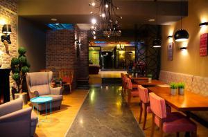 Akin Suites, Апарт-отели  Стамбул - big - 37