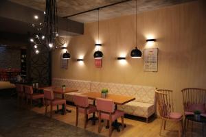 Akin Suites, Апарт-отели  Стамбул - big - 40