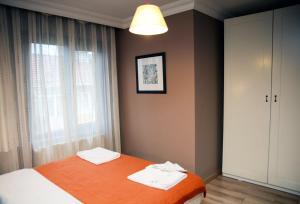 Akin Suites, Апарт-отели  Стамбул - big - 46
