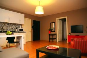 Akin Suites, Aparthotely  Istanbul - big - 43