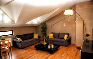 Akin Suites, Aparthotely  Istanbul - big - 54
