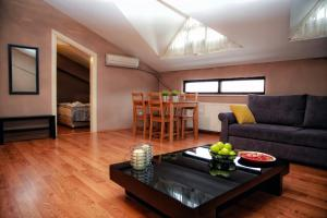 Akin Suites, Aparthotely  Istanbul - big - 53