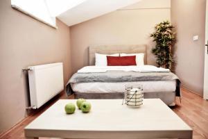 Akin Suites, Апарт-отели  Стамбул - big - 55