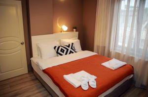 Akin Suites, Апарт-отели  Стамбул - big - 44