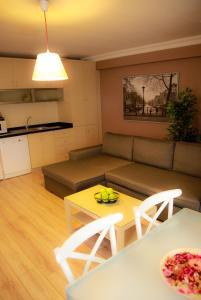 Akin Suites, Apartmanhotelek  Isztambul - big - 39