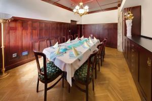 Hotel Torysa, Hotels  Sabinov - big - 43