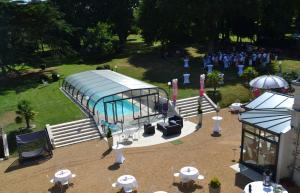 Location gîte, chambres d'hotes Le Domaine du Chêne Vert dans le département Mayenne 53
