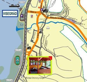 Csukavölgyi Apartman, Apartments  Visegrád - big - 14