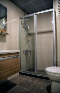 Akin Suites, Aparthotely  Istanbul - big - 76