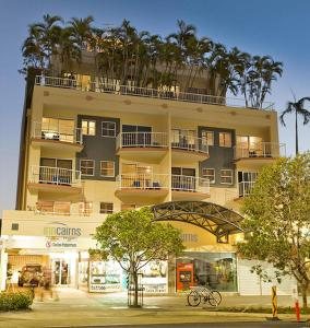 Inn Cairns, Aparthotels  Cairns - big - 13