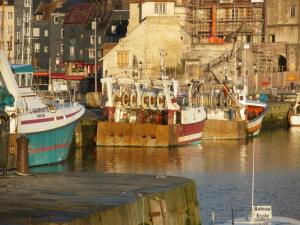 Les Coquillettes, Bed & Breakfasts  Honfleur - big - 22