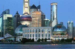 Oriental Riverside Bund View Hotel (Shanghai International Convention Center) - Pudong