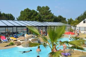 Location gîte, chambres d'hotes Camping La Touesse dans le département Ille et Vilaine 35