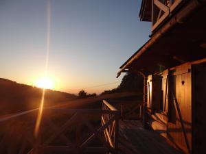 Dom Kawa na Kotarzu, Дома для отпуска  Бренна - big - 9