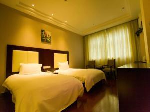GreenTree Inn Hebei Qinhuangdao Peace Avenue Express Hotel, Szállodák  Csinhuangtao - big - 11