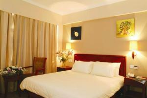GreenTree Inn Hebei Qinhuangdao Peace Avenue Express Hotel, Szállodák  Csinhuangtao - big - 2