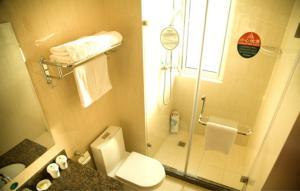 GreenTree Inn Hebei Qinhuangdao Peace Avenue Express Hotel, Szállodák  Csinhuangtao - big - 18