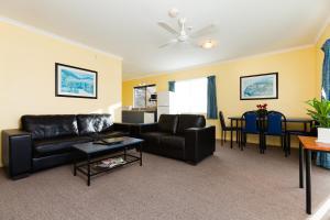 Elliotts Kapiti Coast Motor Lodge, Motely  Paraparaumu Beach - big - 45