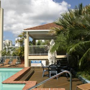Inn Cairns, Апарт-отели  Кэрнс - big - 17