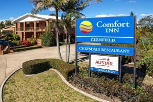 Comfort Inn Glenfield, Szállodák  Toowoomba - big - 14