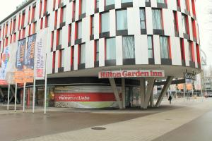 Hilton Garden Inn Stuttgart NeckarPark, Hotels  Stuttgart - big - 46