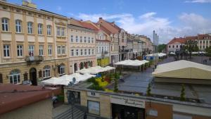 Hotel Pod Ratuszem, Жешув