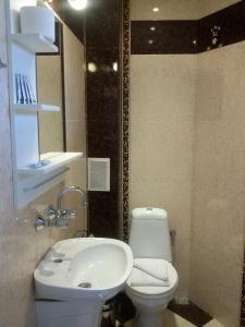 Sandanski Peak Guest Rooms, Penzióny  Sandanski - big - 41