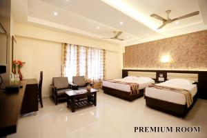 Hotel Deepam, Hotels  Tiruchchirāppalli - big - 12