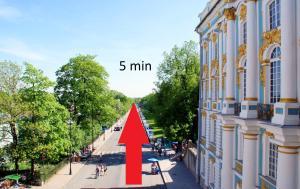 Apartment №1 Pushkin - Tyarlevo