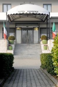 Hotel Gardenia, Hotely  Romano Canavese - big - 27