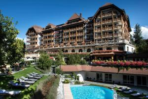 Park Gstaad - Hotel