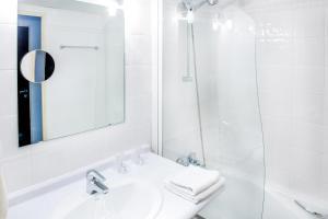 Appart'hôtel Saint Jean, Residence  Lourdes - big - 14