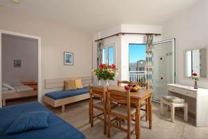 Melissa Apartments, Apartmánové hotely  Malia - big - 4