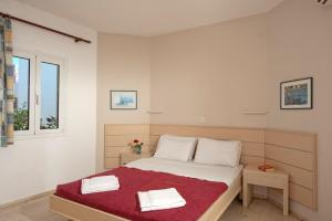 Melissa Apartments, Apartmánové hotely  Malia - big - 3