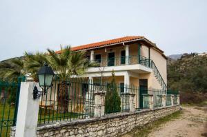 Green House, Affittacamere  Himare - big - 4