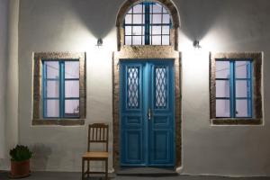 Simantiri Private Villa, Villas  Megalokhori - big - 28