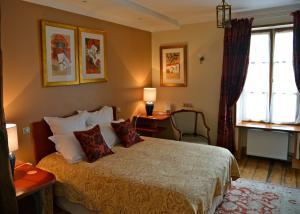 Les Deux Chèvres, Hotels  Gevrey-Chambertin - big - 34