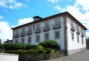 Casa Nobre do Correio-Mor, Ponte da Barca
