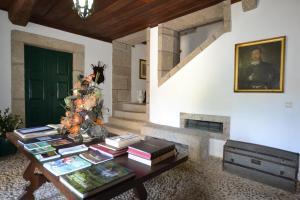 Casa Nobre do Correio-Mor, Affittacamere  Ponte da Barca - big - 27