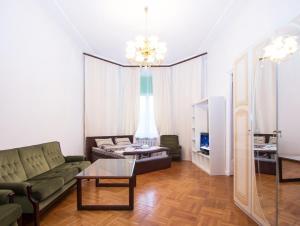 ApartLux Sadovo-Triumfalnaya, Apartmanok  Moszkva - big - 1