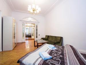 ApartLux Sadovo-Triumfalnaya, Apartmány  Moskva - big - 13